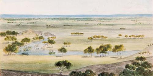 Onkaparinga, SA, 1838, Skipper, J. M. (AGSA) 2_Malone