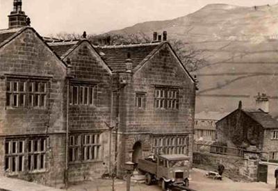 Ovenden Hall, Halifax, August 1913