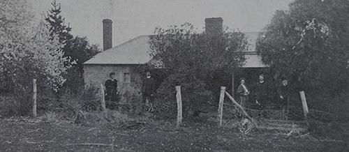 Salem c1914 (History of Richards and James Pomery)