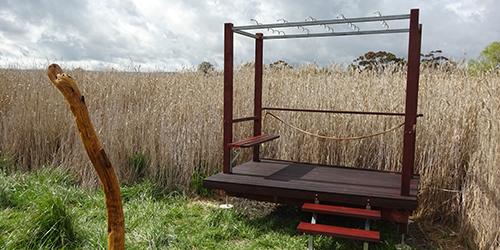 Viewing platform, Lot 50_Malone